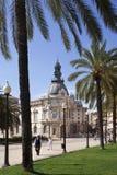 Cartagena - Costa Blanca - Spanje Stock Fotografie