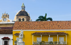 Cartagena de Indias Stock Image