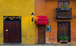 Cartagena De Indias Stock Photography