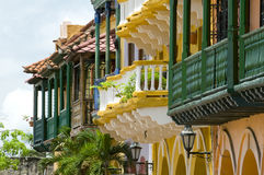 Cartagena de Indias Stock Photo