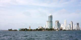 Cartagena De Indias Zdjęcia Stock
