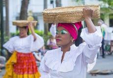Cartagena DE Indias Royalty-vrije Stock Afbeeldingen