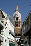 Cartagena de Indias architecture. Colombia. Cartagena de Indias architecture *** Local Caption *** Cartagena de Indias architecture Stock Images