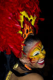 Cartagena de Indias celebration Royalty Free Stock Images