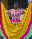 Cartagena De Indias Celebration Stock Photo