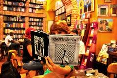 CARTAGENA DE INDIAS, KOLUMBIEN - 15. JUNI 2014 lizenzfreie stockfotos