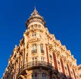 Cartagena Gran Hotel Art Noveau Murcia Spain Stock Images
