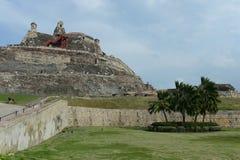 Cartagena. Kolumbia Zdjęcia Royalty Free