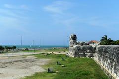 Cartagena. Kolumbien lizenzfreies stockbild