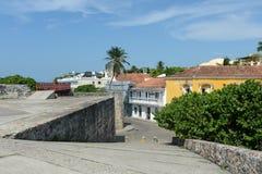 Cartagena. Kolumbien lizenzfreies stockfoto