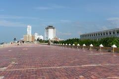Cartagena. Kolumbien lizenzfreie stockbilder