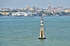 Cartagena Kolumbien Lizenzfreies Stockbild
