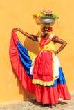 Cartagena, Kolumbien Lizenzfreies Stockbild
