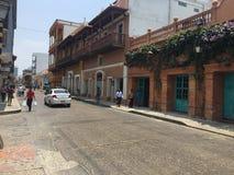 Cartagena, Kolumbien lizenzfreie stockfotografie