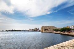 Cartagena konventcentrum arkivbilder
