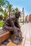 Cartagena Marinero de Reemplazo memorial Spain Stock Image