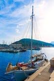 Cartagena Murcia port marina in Spain Stock Photography