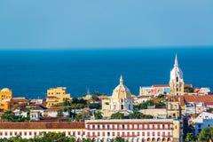 Cartagena Old Town Stock Photos
