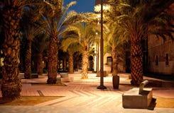 Cartagena, park, Hiszpania Zdjęcia Stock