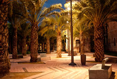Cartagena park, Spain Royalty Free Stock Photography