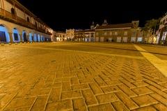 Cartagena plac Obrazy Stock