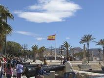 Cartagena, port area Stock Photography