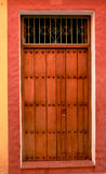cartagena portal arkivfoton