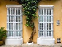 Cartagena powierzchowność Obraz Royalty Free