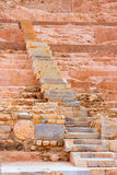 Cartagena Roman Amphitheater in Murcia Spain Stock Photos