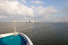 Cartagena skyline Colombia Stock Photo