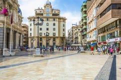 Cartagena Stock Photo