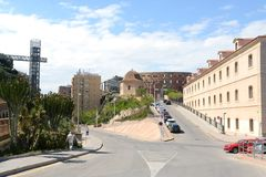 Cartagena. Spain Royalty Free Stock Photo