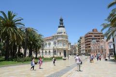 Cartagena, Spain Stock Image