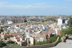 Cartagena. Spain Royalty Free Stock Images