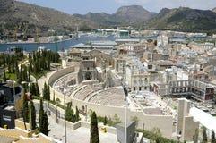 Cartagena, Spanien Stockfotos