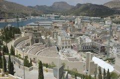 Cartagena, Spanien Lizenzfreies Stockfoto