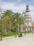 Cartagena, Spanje Stock Fotografie