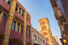 Cartagena Tower View Royalty Free Stock Photography