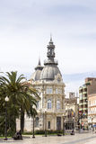 Cartagena Town Hall, Spain Stock Photography