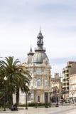 Cartagena Town Hall, Spain Stock Photography