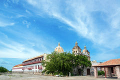 Cartagena View royalty free stock images