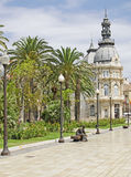 Cartagine, Spagna Fotografia Stock