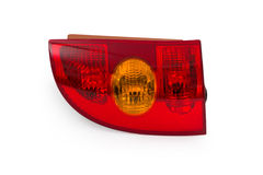Cartail light Royalty Free Stock Images