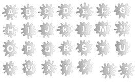 Cartas ilustración del vector
