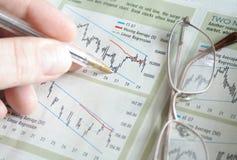 Cartas Imagens de Stock Royalty Free