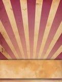 Cartaz do circo Imagens de Stock Royalty Free