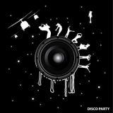 Cartaz do jazz Imagem de Stock