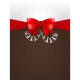 Cartaz do Natal Imagem de Stock