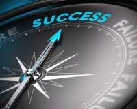 Cartaz inspirador, imagem da motivação Imagens de Stock Royalty Free