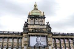 Cartazes Vaclav Havel Imagens de Stock Royalty Free